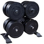 weight plate trees