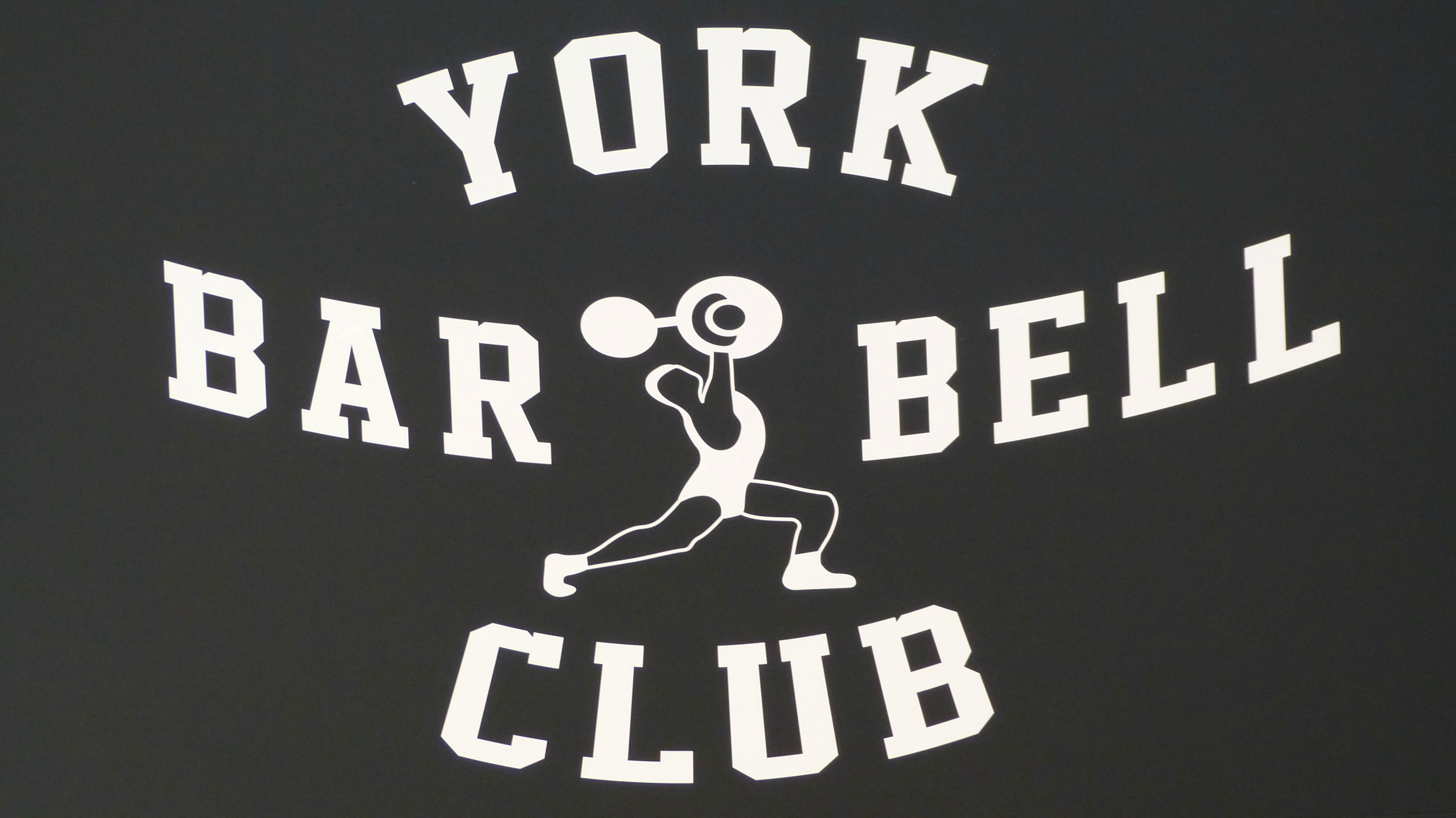 York Barbell System of Training Charts circa 1938