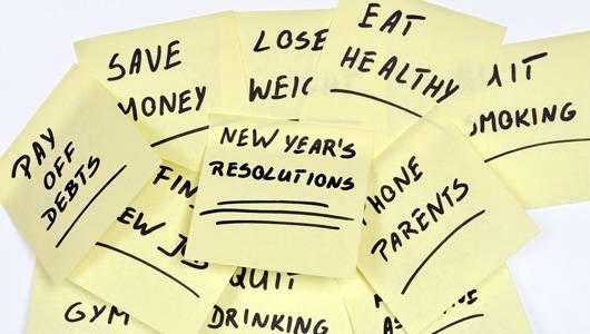 How To Make Sure Your New Year's Resolution Doesn't Fail
