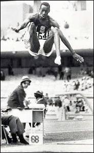 Bob Beamon world record long jump
