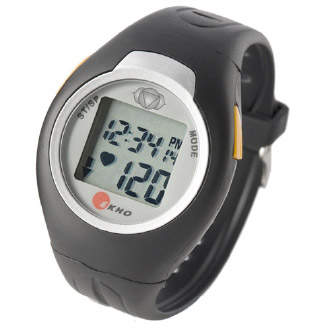 The heart rate monitor allows us to define training intensity