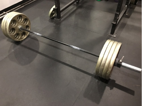 Olympic Bar Review - Olympic Bar for Olympic Lifts and CrossFit – 5 Stars