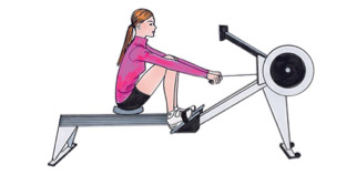Top 3 Reasons to Use an Indoor Rowing Machine