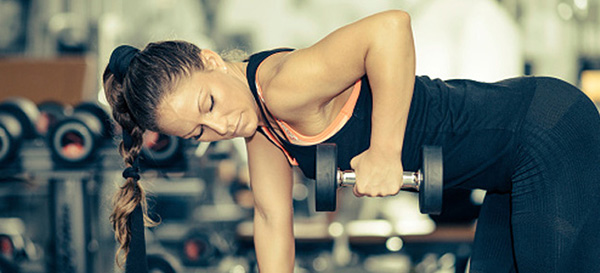 Dumbbell Training to Build Muscle Strength and Size