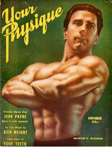 Joe Weider: Bodybuilding Patriarch