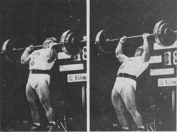 Overhead Barbell Pressing; Why and how