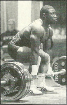 Sly Anderson Conventional Deadlift