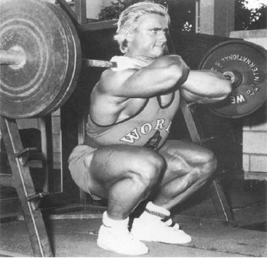 Why we love the Front Barbell Squat