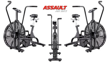 Assault Air Bike Is The Ultimate Cross-Training Fitness Tool!