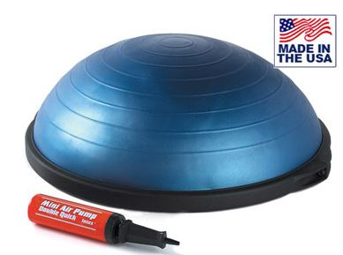 Using Stability Exercise Accessories to Strengthen the Lower Back