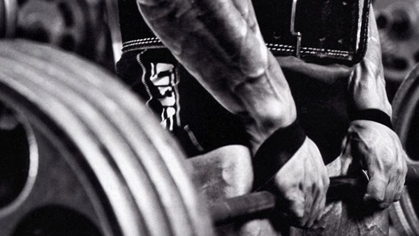 Deadlift stagnation busters: weightlifting straps and the retrieved negative article by Marty Gallagher