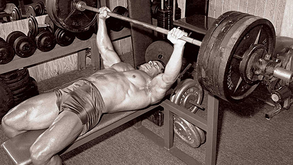 How to dramatically improve your Bench Press