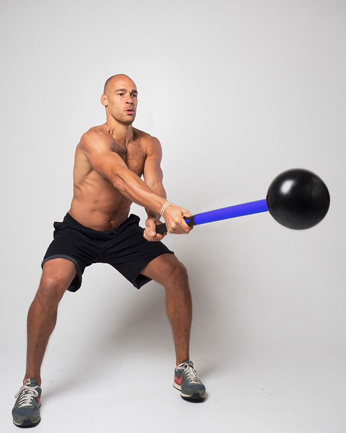 MostFit Core Hammer Training and Swinging