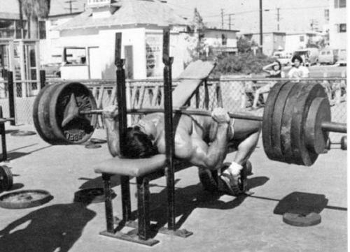 Raw Muscular Power