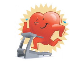 Target Heart Rate for Walking and Running on a Treadmill