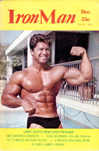 Marty Gallagher RAW training column and articles featuring Iron Man magazine.