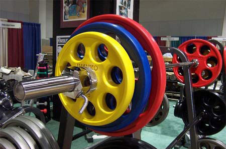 Ivanko EZ-Lift Olympic Barbell Set