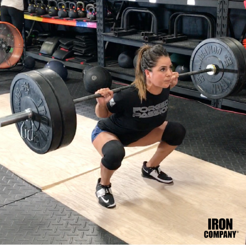 Want More Core Strength? Get to squatting and deadlifting!