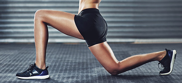 Improve your leg strength with leg exercises for improved fitness