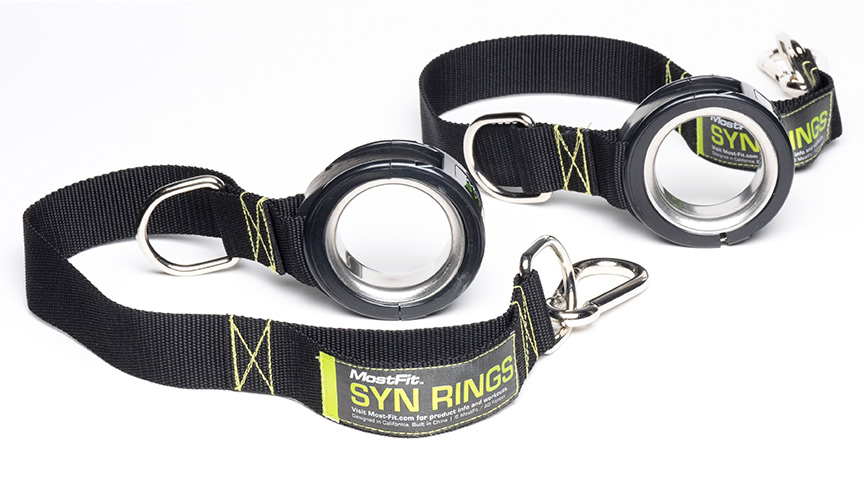 MostFit SYN Rings are an Innovative and Useful Tool for any Strength and Conditioning Program