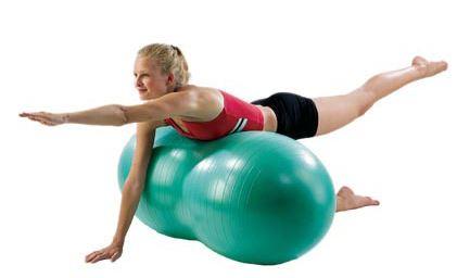 peanut stability ball