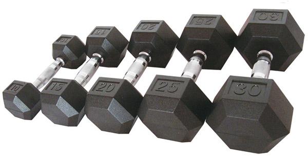 Dumbbell Exercise Advantages