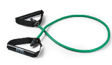 Rubber Resistance Tubes with Handles for Strength Training