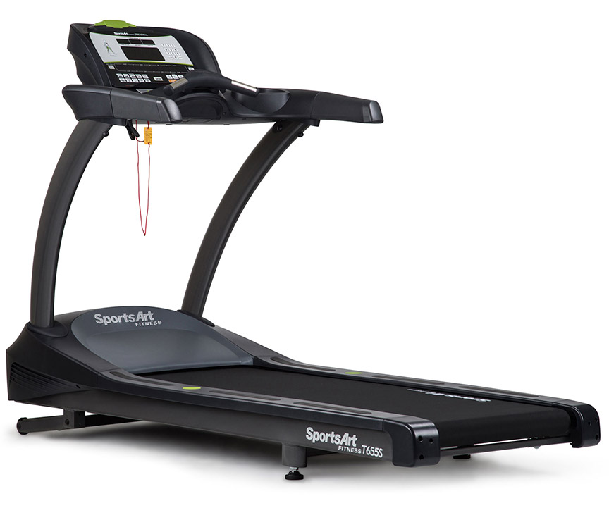 Learn Why Government Buyers Choose the SportsArt T655S Treadmill