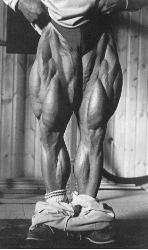 Tom Platz developed the most awesome legs in bodybuilding history using full range of motion leg exercises including barbell squats, hack squats, sissy squats, leg presses and more.