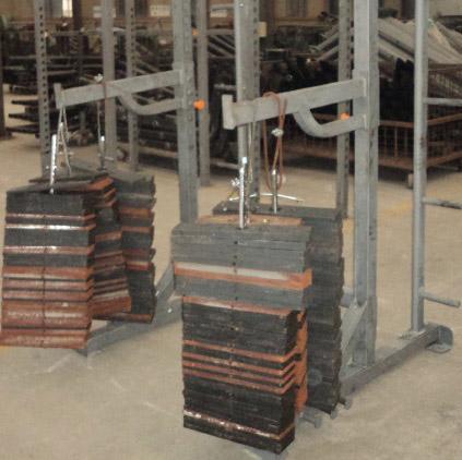 Torque X-Rack weights