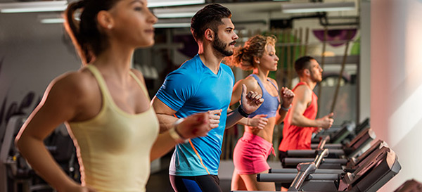 Get Off The Couch And On The Treadmill!