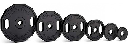 Olympic Barbell Sets with Urethane Weight Plates