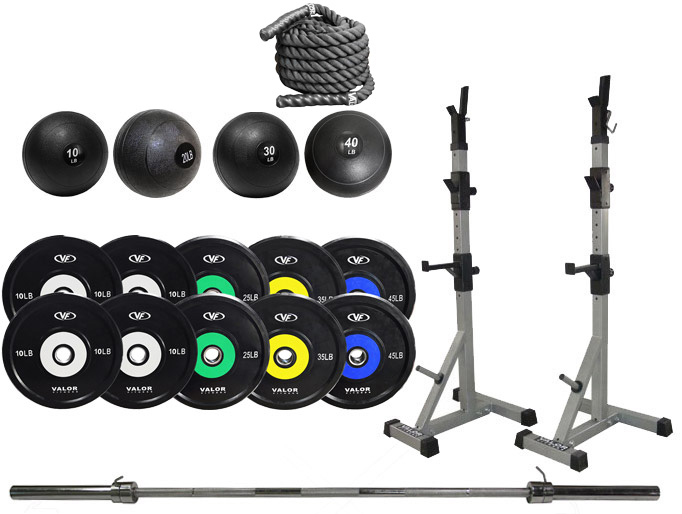 How to select the best Garage Gym Equipment for your needs!