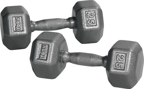 Hex Dumbbells for Weight Training on a Budget