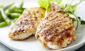 High protein high fiber food