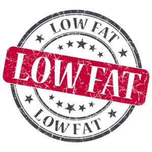 Low fat low calorie food for losing weight