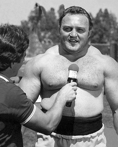 Bill Kazmaier legendary powerlifter
