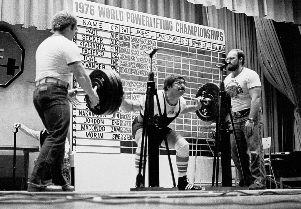 The Great White Shark of Powerlifting