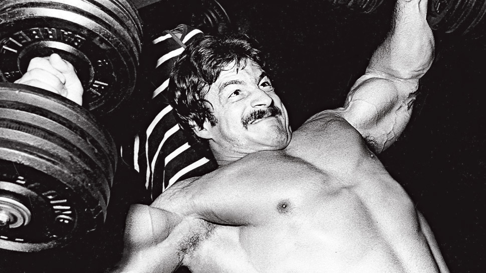 Mike Mentzer Heavy-Duty Weight Training