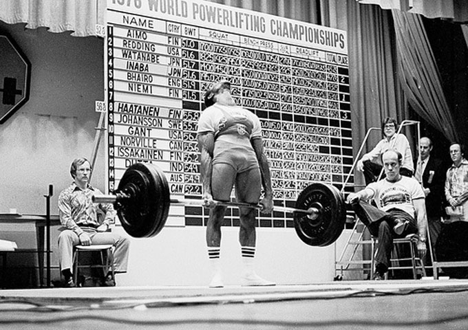 Powerlifter Lamar Gant - Forged Passion
