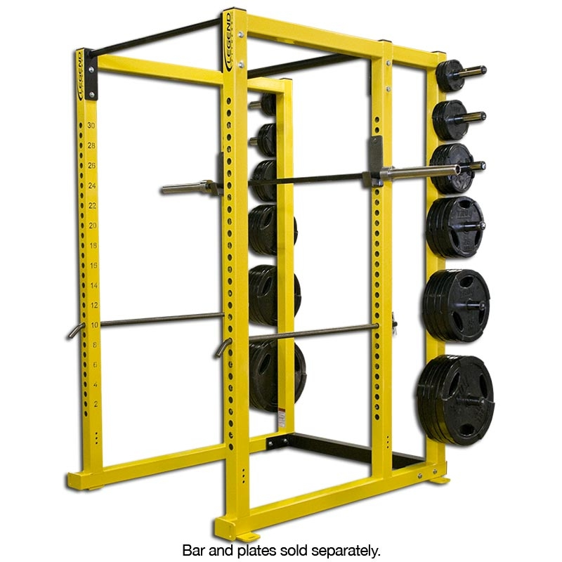 Buyer's Guide to Strength Training Equipment: Legend Fitness
