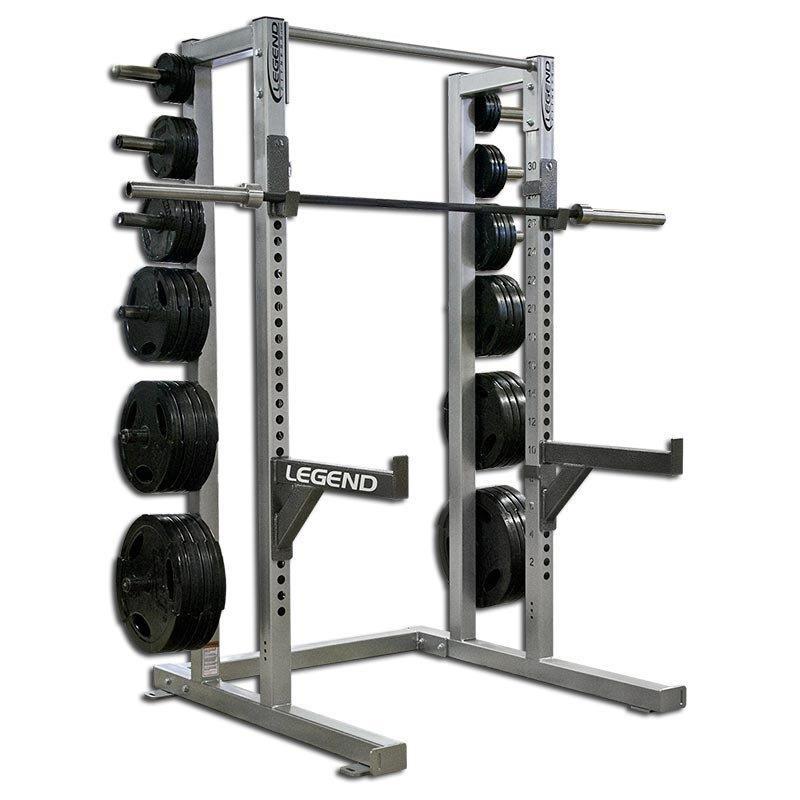 Legend Fitness 3142 Half Rack