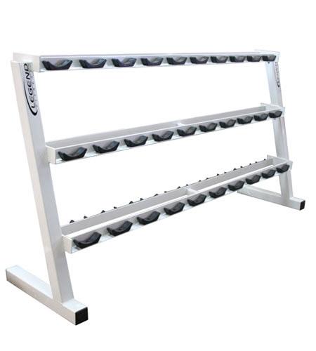 Legend Fitness Commercial Dumbbell Racks