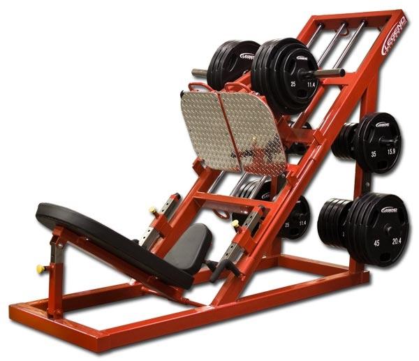 Legend Fitness 3308 Unilateral Leg Press