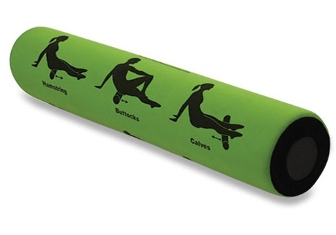SELF-GUIDED SMART FOAM ROLLER BY PRISM FITNESS GROUP