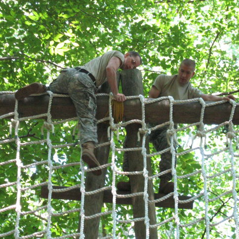 Jammar Outdoor Climbing Cargo Net