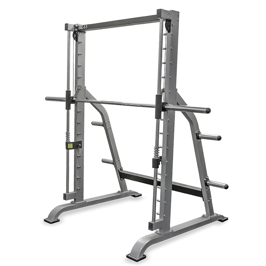 Basic Vertical Smith Machine with Plate Storage