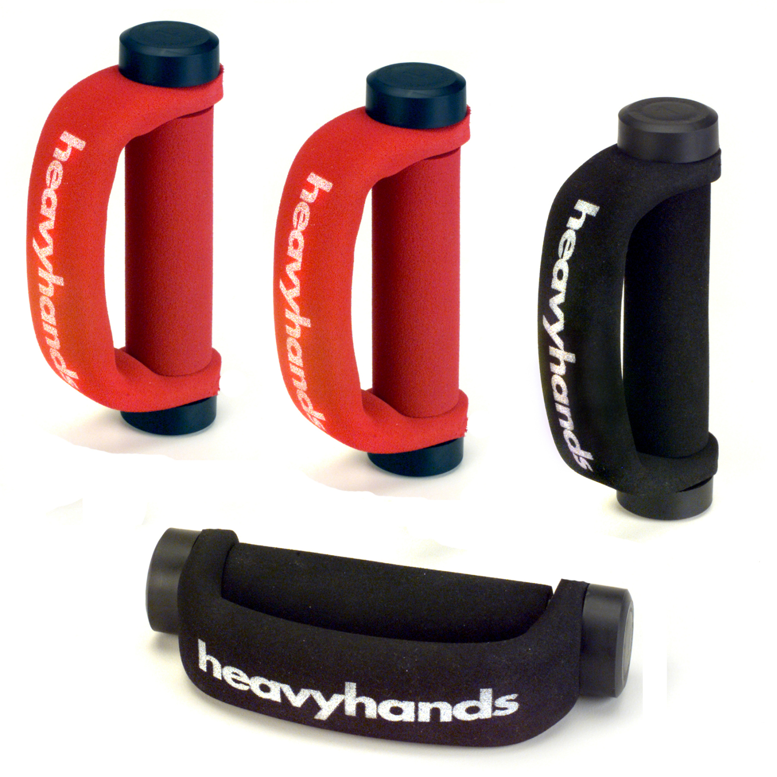 HeavyHands Hand Weights for Cardio Training