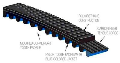Schwinn A.C. Performance Plus Indoor Cycle Carbon Blue Belt