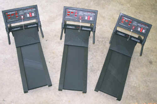 Tuff Tread Treadmills for Police, Fire and GSA Purchase